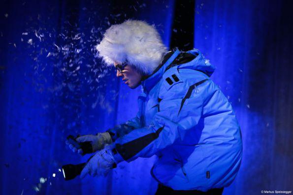 Im Schneegestöber (mit Comedy-Talent Felix Braxmeier)