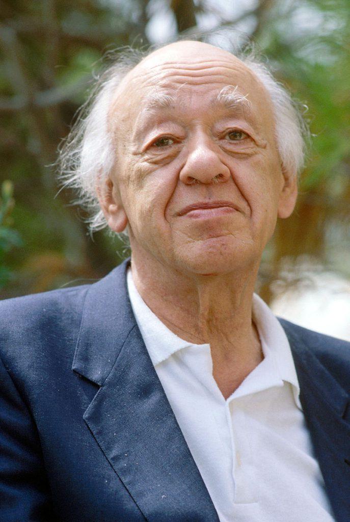 Autor Eugène Ionesco
